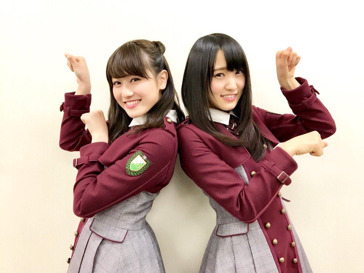 本日1月21日(土)23:00〜SHOWROOMにて菅井友香と守屋茜両名による「欅坂46キャプテン・…