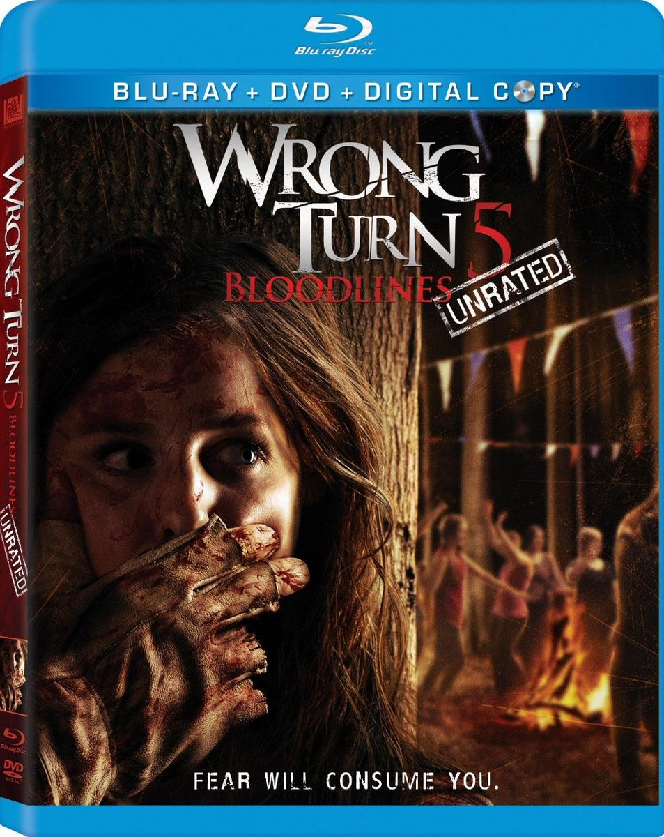 #WrongTurn5 I know most folks hated this one but I really liked it...hated the ending though.  #ILoveHorror #HorrorMovies<br>http://pic.twitter.com/5RoIIn3UaX
