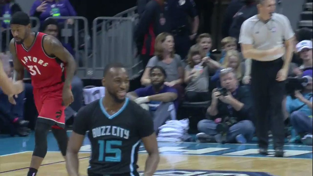 Kemba Walker puts up 32 points & dishes 8 assists to lead the @Hor...