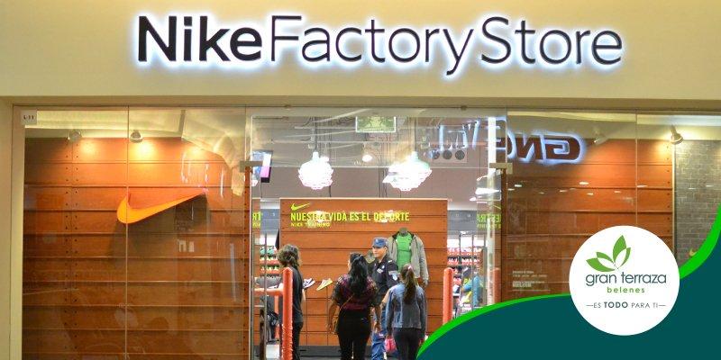 Gran Terraza Belenes On Twitter Nike Factory Store Siempre