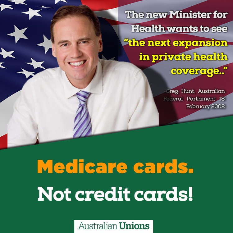 Libs are out to destroy medicare.. access to health is a right worth protecting #auspol <br>http://pic.twitter.com/2YWW2dmEzs