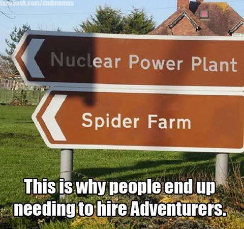 Bad Decisions: Creating Quest Opportunities since the Apple. #DnD #Dun...