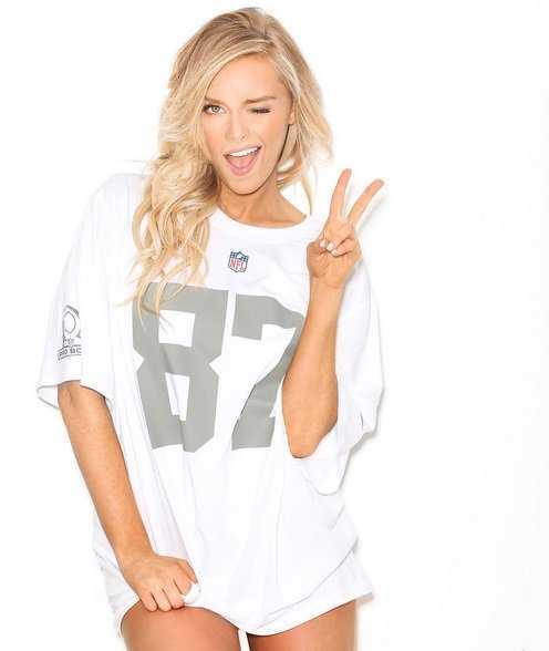 Camille Kostek Latest News: Gronk's Girlfriend Shows Off In Latest Photo Shoot