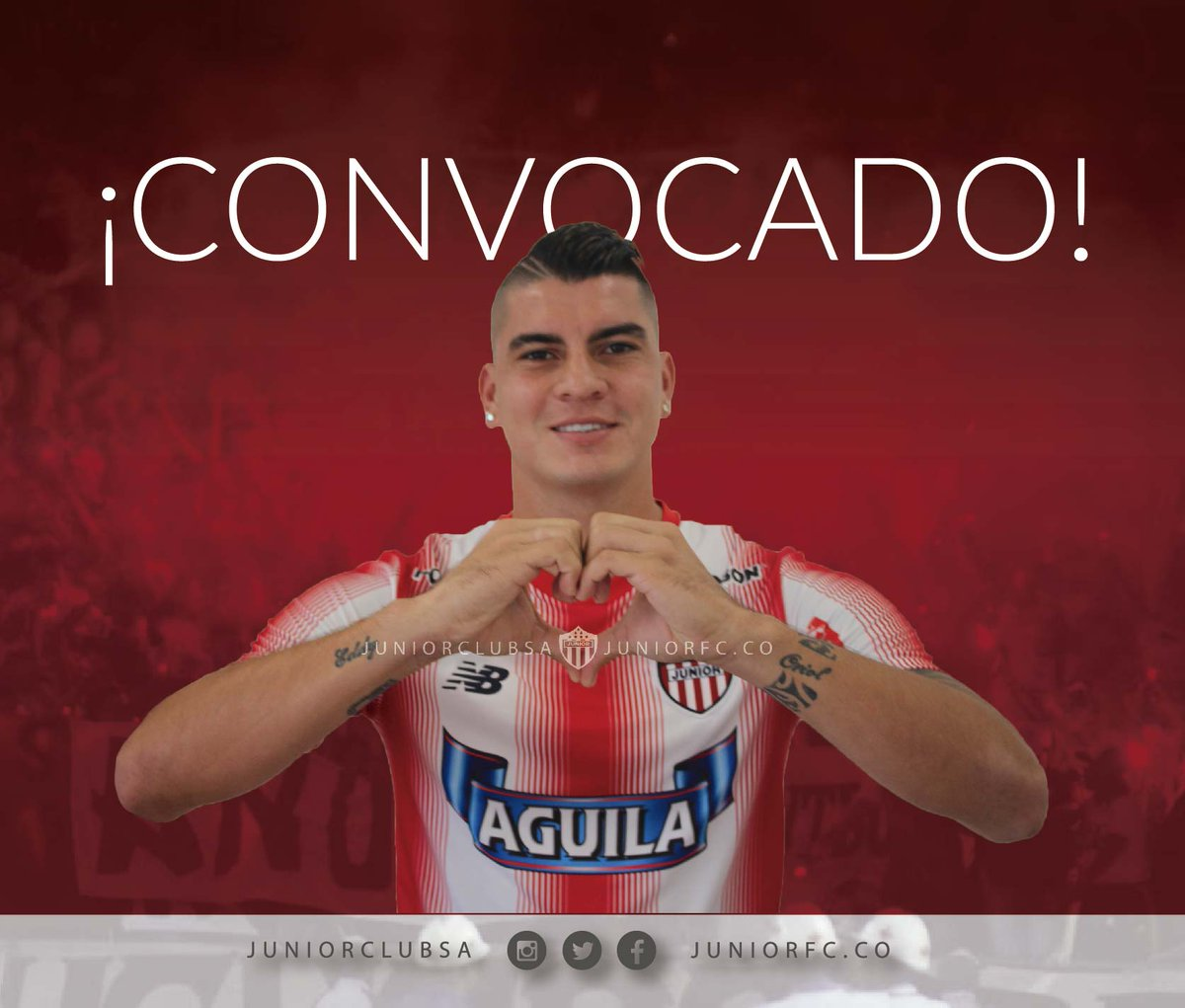 MICHAEL RANGEL CONVOCADO A LA SELECCIÓN COLOMBIA https://t.co/JIg6geSj...