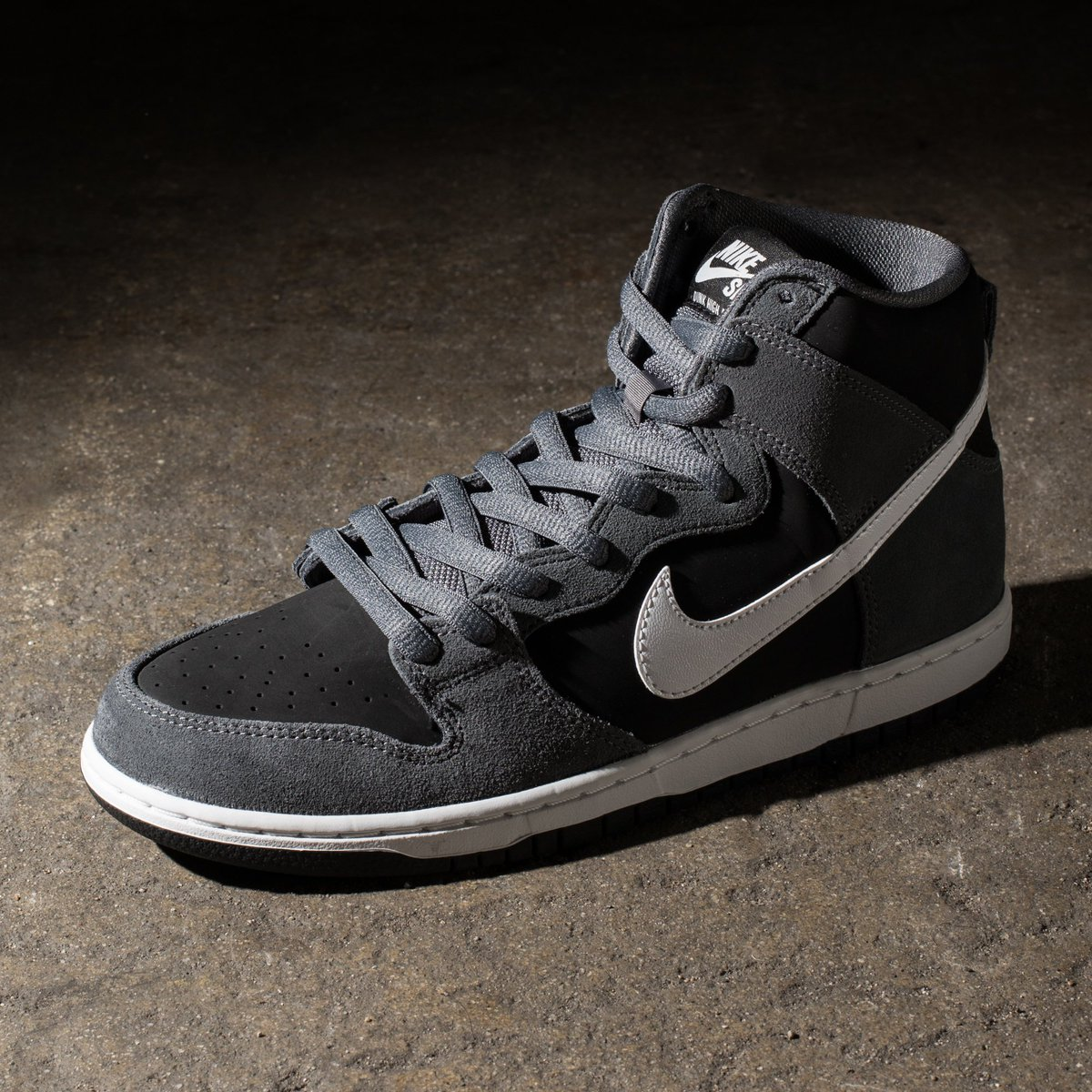 04a1cd780d2 ... uk undefeated on twitter nike sb dunk hi pro dark grey available now at  select undefeated greece nike sb dunk low summitwhite white wolfgrey ...