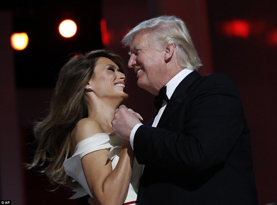 Our President & Beautiful First Lady exude Class, Elegance & S...