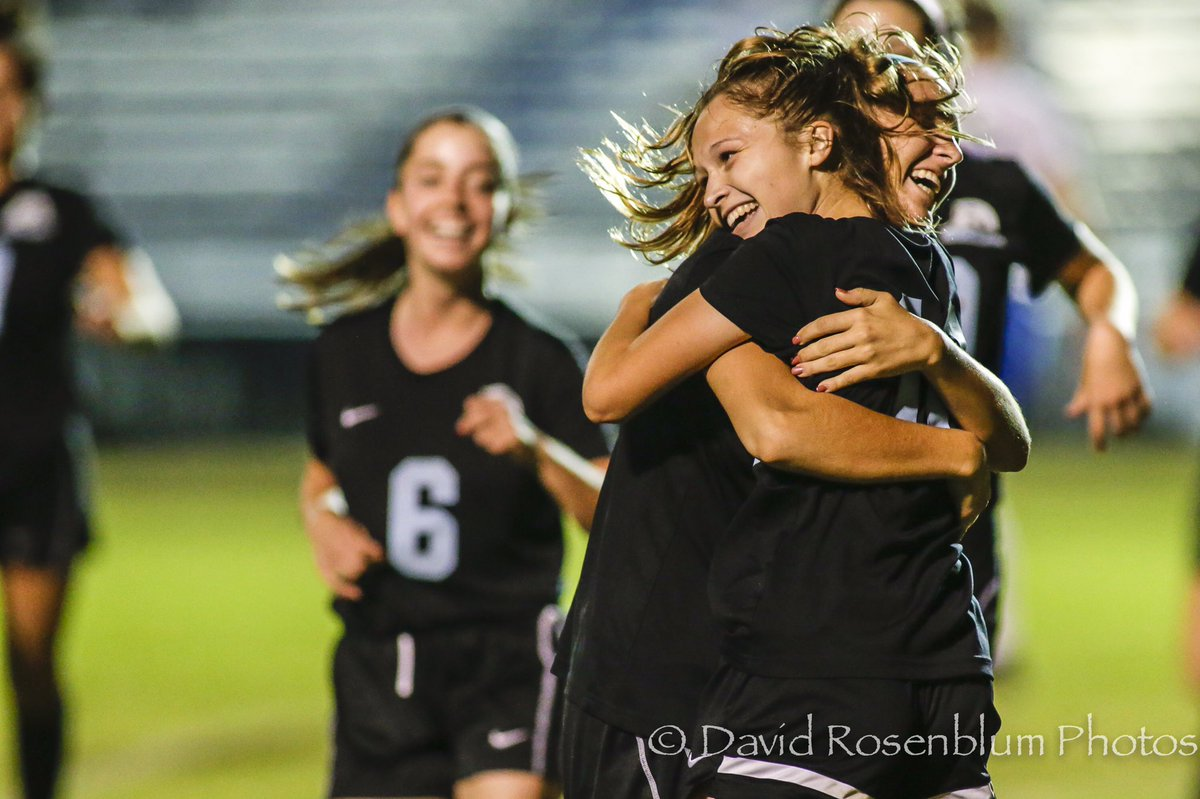 One more from tonight&#39;s game. @PonteVedraHigh Kai Hayes and @PiperDotsikas celebrate the first goal against #Menendez in the district final <br>http://pic.twitter.com/vc3O8IoxRP