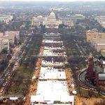 オバマの就任式とトランプの就任式 pic.twitter.com/IjtCcS9IyL