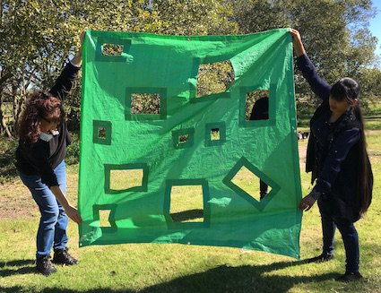 Give your old tarp a maths makeover  http:// ln.is/co.uk/6wMp2  &nbsp;   #outdoorlearning #outdoor #learning #learnoutdoors #forest #school #forestschool <br>http://pic.twitter.com/bAsjlof0FM