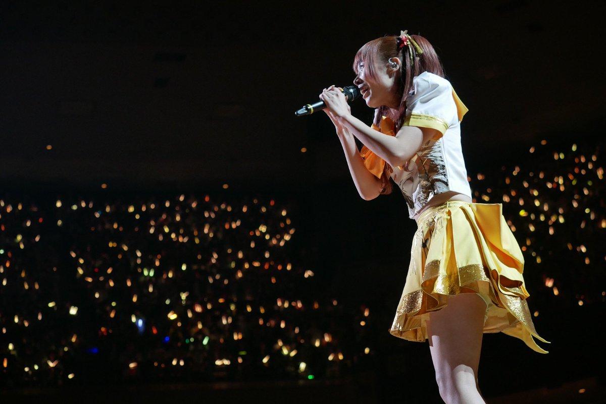 みんなが勇気をキラキラくれたから。お話出来たのさ!☆大好きです。本当にありがとうね! #武道館お写真…