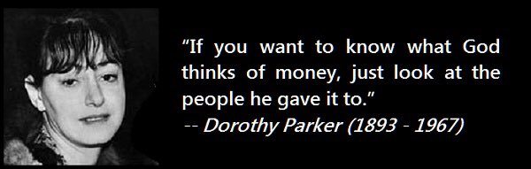 Dorothy Parker #WomenWhoHaveInspiredMe https://t.co/l9KNMQqrw5