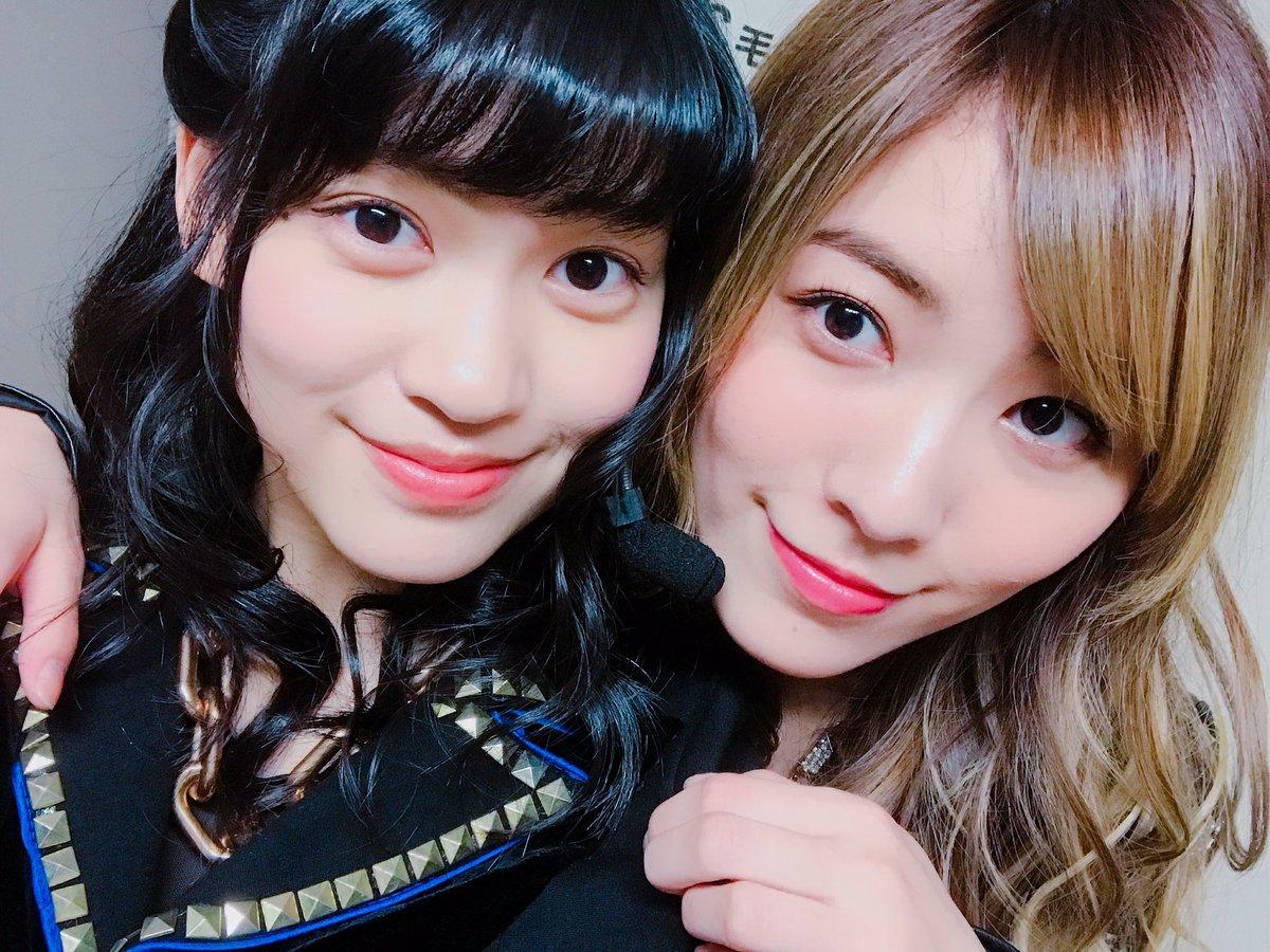 リクアワオフショット。 同い年に見えないなぁ綺麗だなぁ  #AKB48リクアワ2017 #Escap…