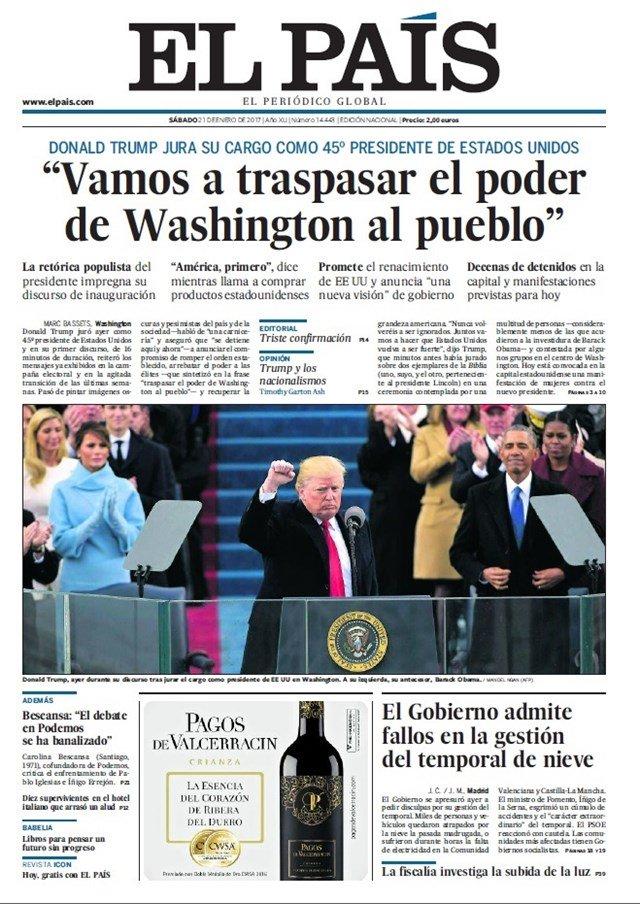 Las portadas de los periódicos de hoy #FelizSábado https://t.co/o34cHn...