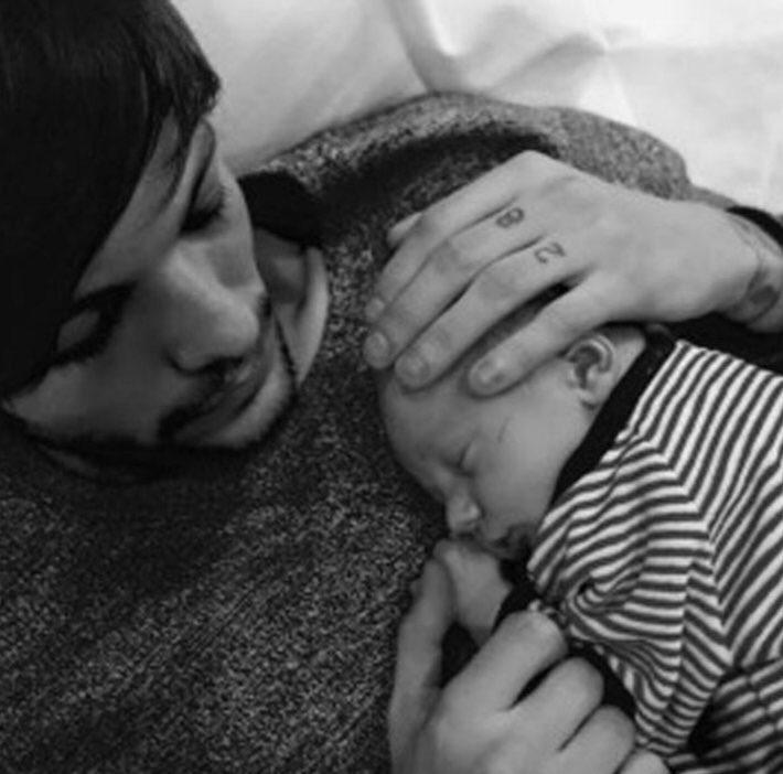 #HappyBirthdayFreddie 🎉 Le fils de Louis Tomlinson & Briana Jungwi...
