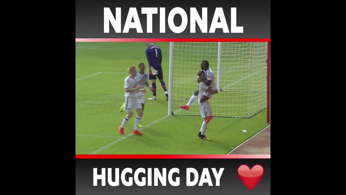 It's #NationalHuggingDay, we know someone who just loves a hug!   Retw...