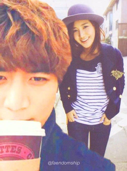 Choi Minho och Yuri dating 2014