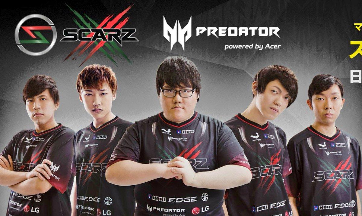 韓国 の プロ ゲーマー