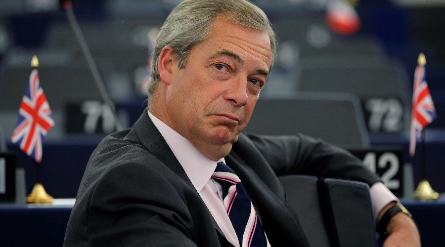 Former UKIP leader, Brexit crusader Nigel #Farage hired by #Fox News...