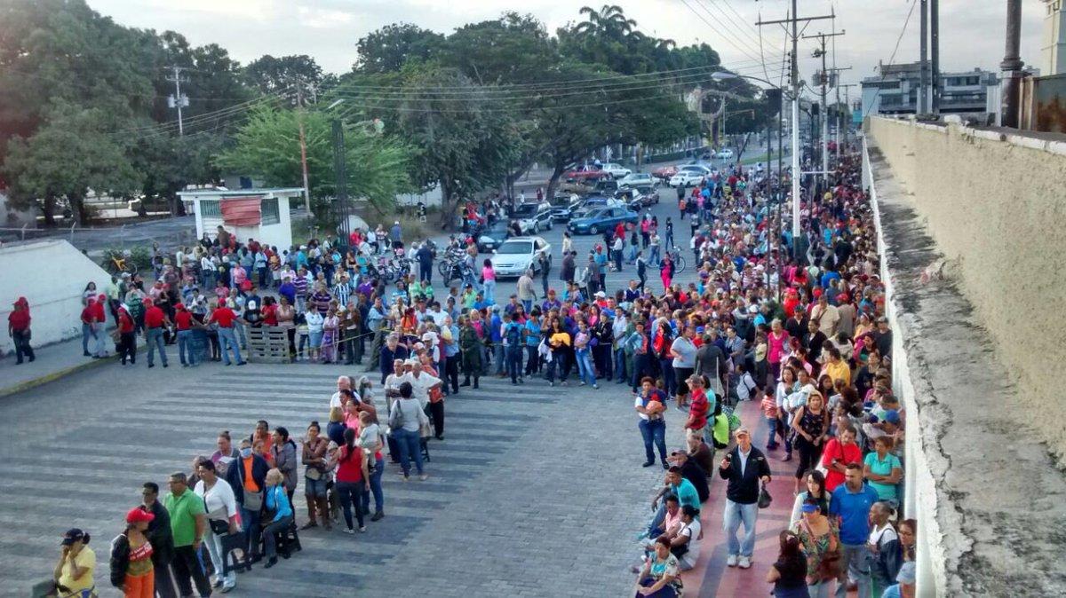 #SacateTuCarnet | Continúa jornada de carnetización de la Patria este...