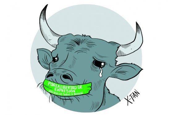 """En los próximos días en Bogotá mataran 30 toros para que unos pocos """"cultos"""" taurinos se regocijen. https://t.co/5Fdlk9OEVS"""