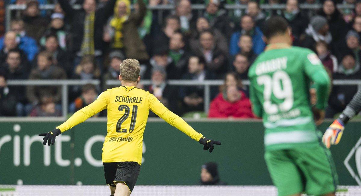 ⚽ Die 5. Minute in Bremen... // Bremen into 5 minutes today! #svwbvb 0...