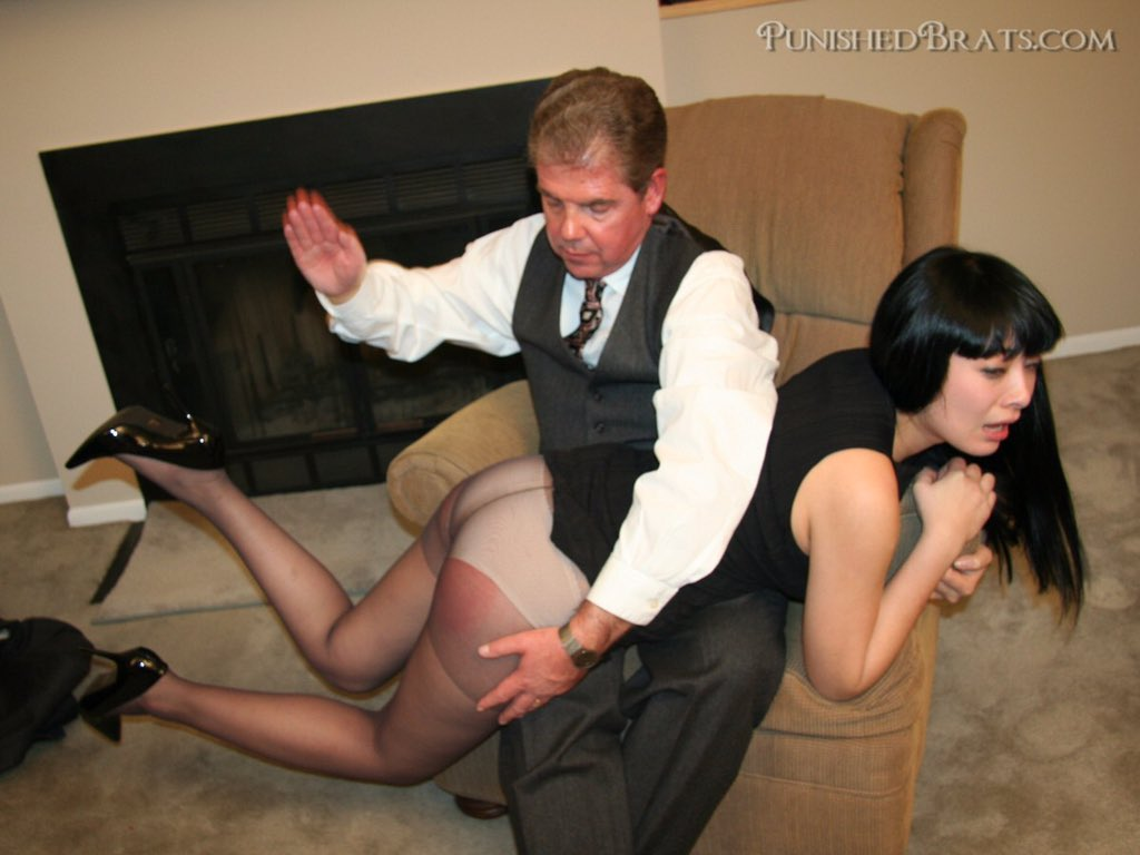 innocent women and pantyhose punishment