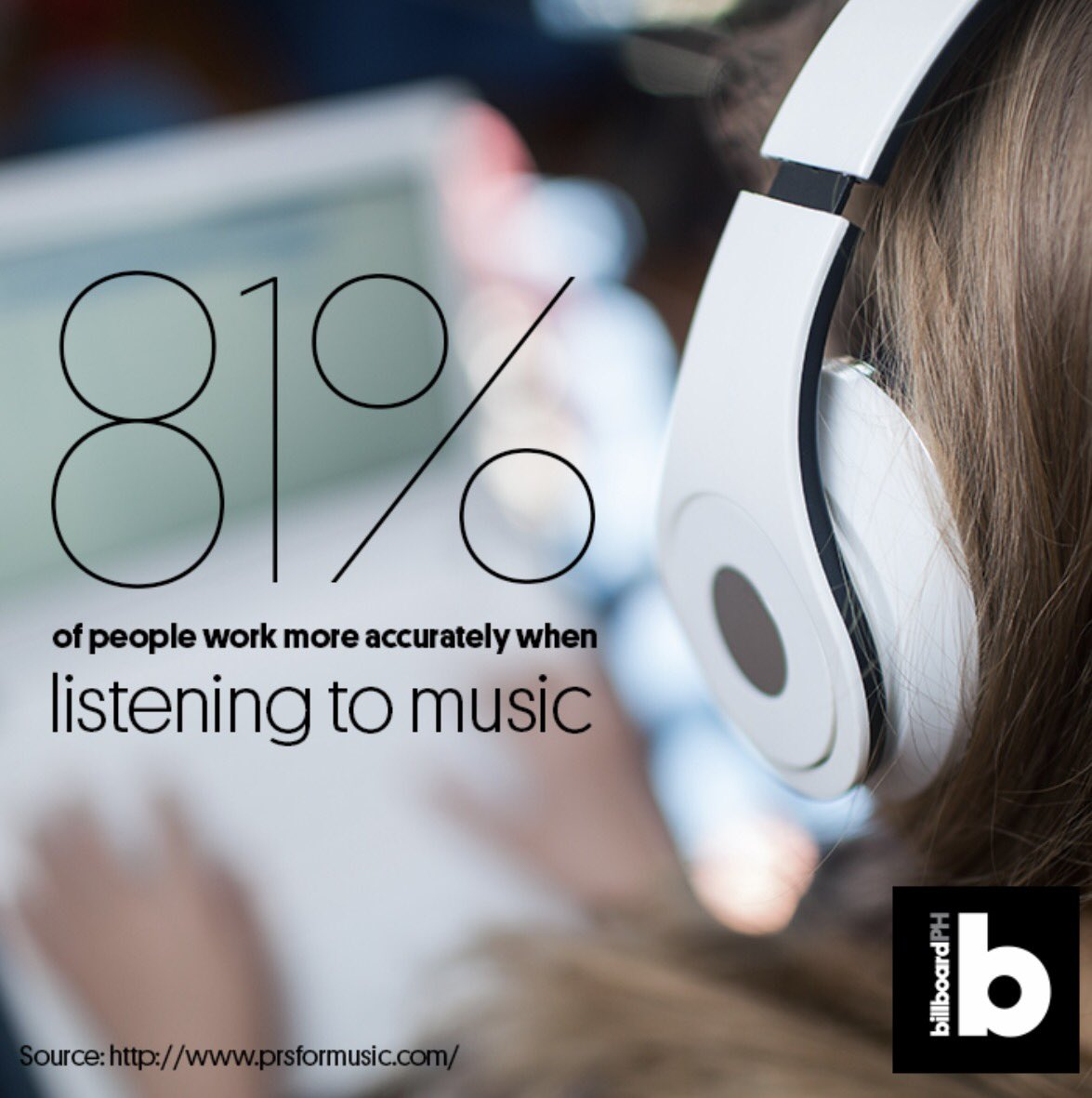 Do you listen to music while working? What's your playlist? Share it w...