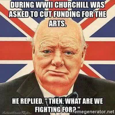 Image result for during WW11 churchill was asked