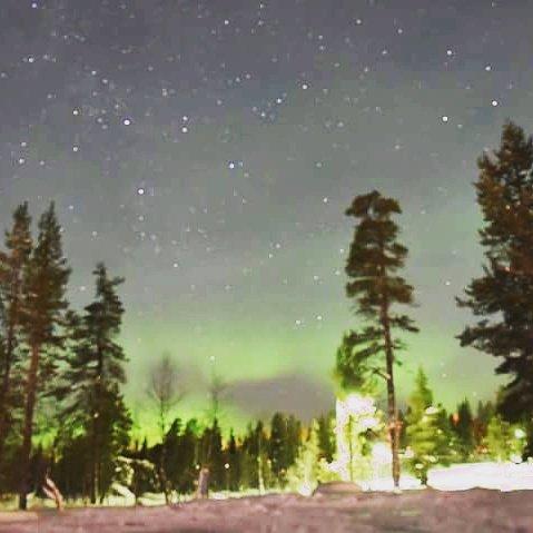Yesterday in Lapland upon arrival! #Auroraborealis #lapland #aurorahuskies<br>http://pic.twitter.com/M6xOHPPjnP