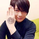 お写真は豊洲で久しぶりお会いしたセバスチャン役・小野大輔さん。イベントでは毎回「契約印を」と仰るので…