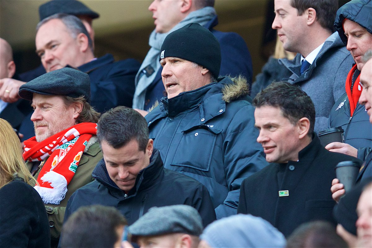 📸 Will Ferrell the Red? 👀  #LIVSWA https://t.co/G1FXzrObb7