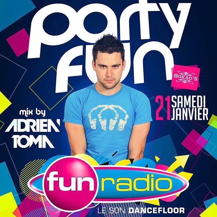 CE SOIR ! Si vous êtes du côté d'Avignon, soirée #PartyFunClub au @Bok...