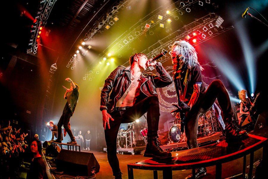 「NO MATTER LIVE 2017」Zepp Sapporo公演ありがとうございました!  明…