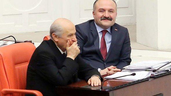 Sırrı Süreyya Önder'in sözleri MHP lideri Bahçeli'yi güldürdü https://...