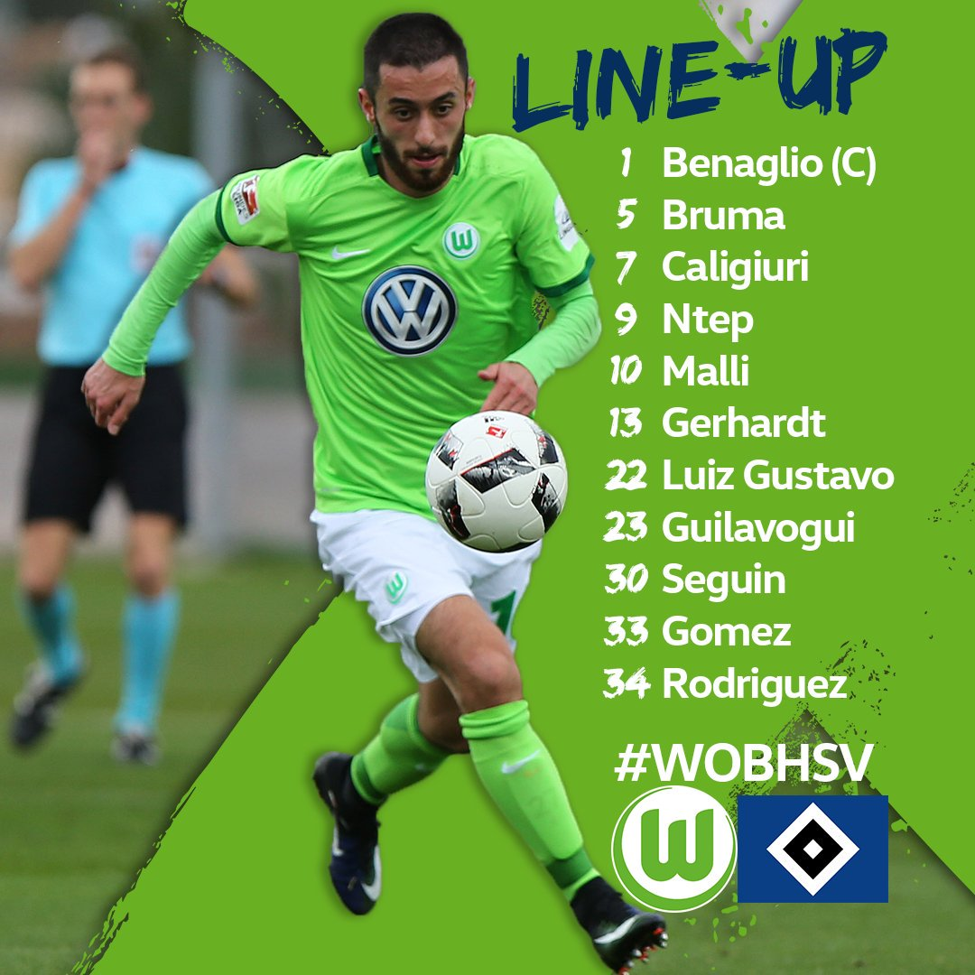 Here is our starting 1️⃣1️⃣ for #WOBHSV https://t.co/eMO72bJvLu