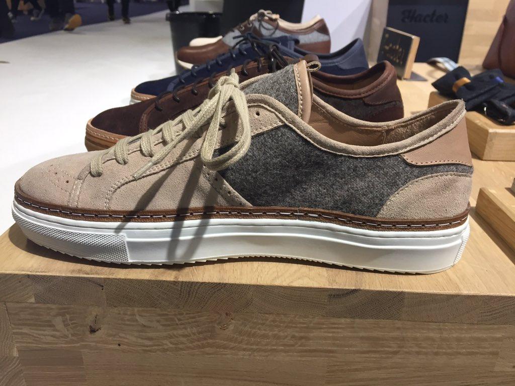 Nouvelles #sneakers Hacter en avant première au Salon @premiereclasse #Paris #AW17  http:// hacter-concept.com/fr/  &nbsp;  <br>http://pic.twitter.com/ZCKUtfWo1u