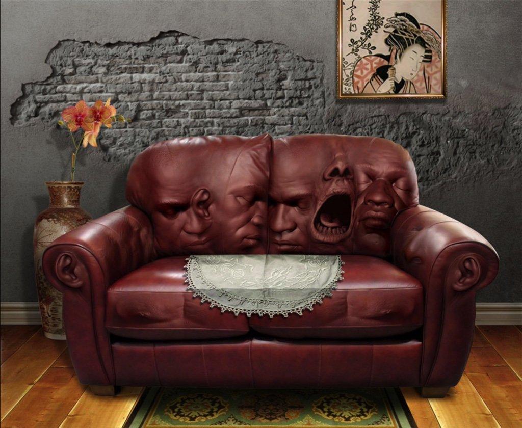 Девушки приколы, прикольная картинка дивана