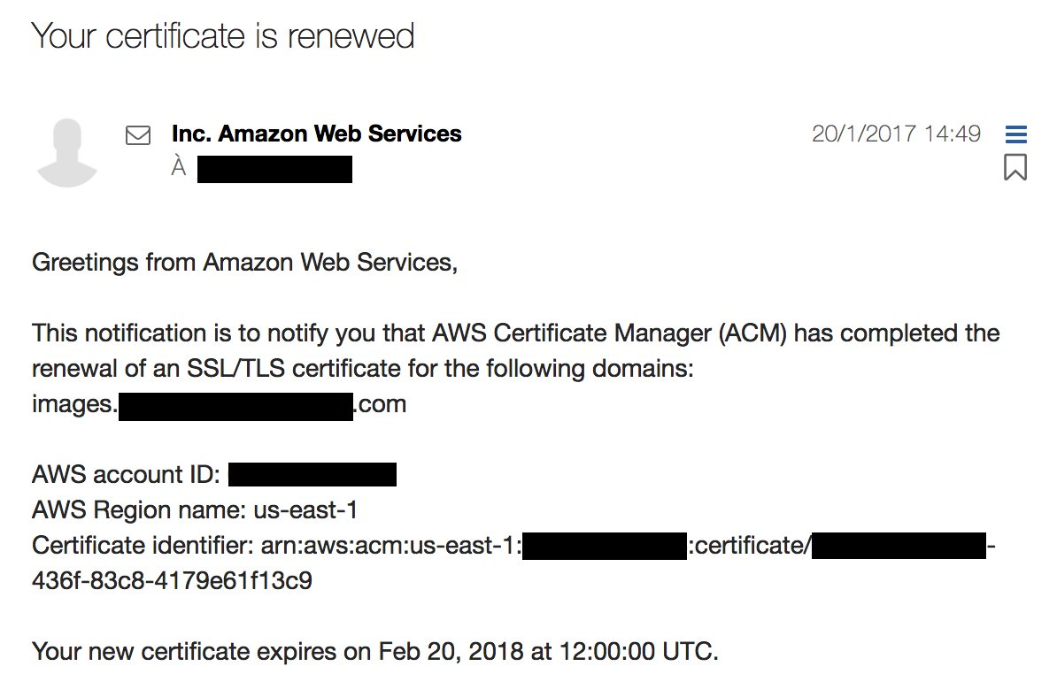 certificatemanager hashtag on Twitter