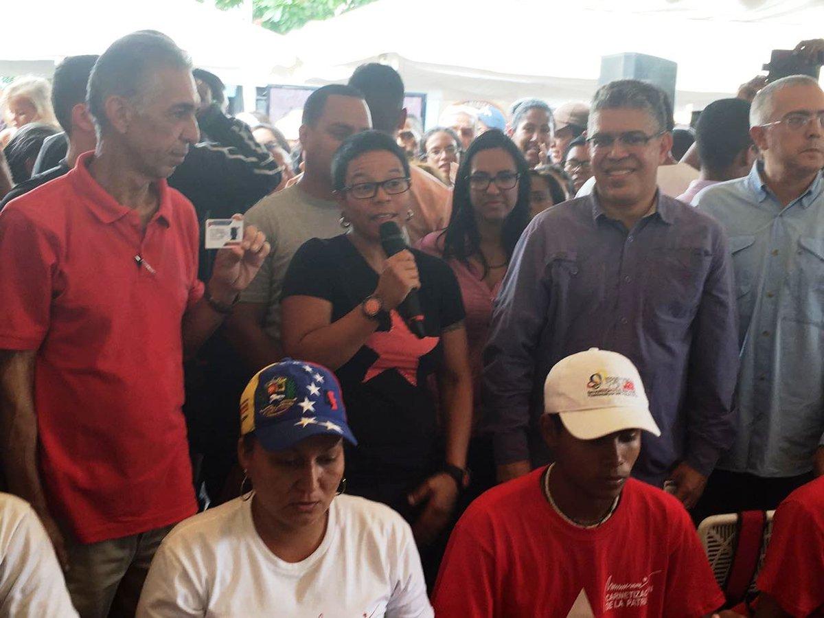 Misiones y grandes misiones sociales en Venezuela son amplias e inclusivas