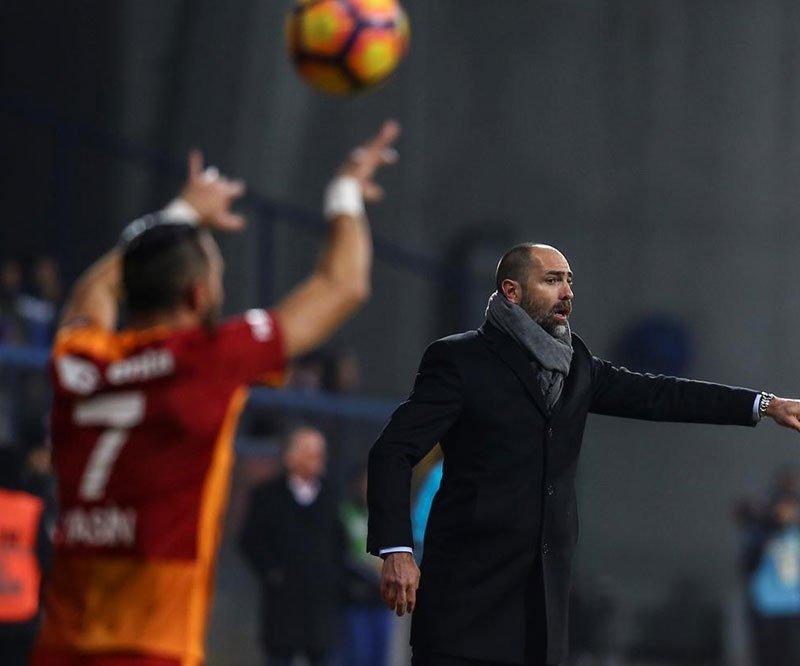 Karabükspor'un hocası Igor Tudor: Galatasaray'a haksızlık yapıldı http...