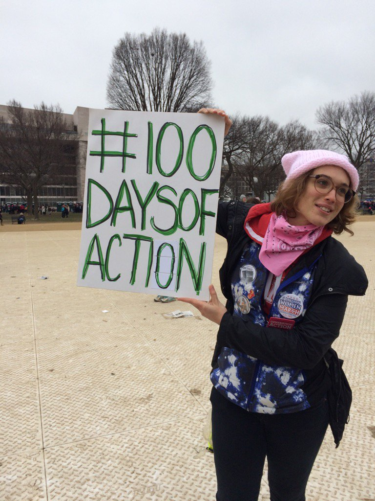 #100daysofaction https://t.co/YcKW2ZvBCq