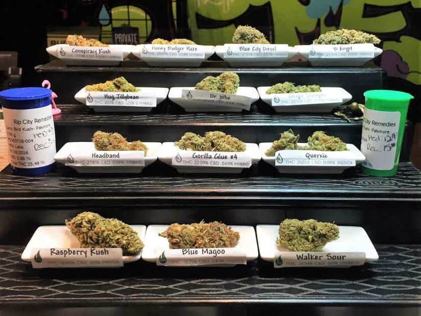 #Oregon collected $60 million in 2016 from marijuana tax   https://t.c...
