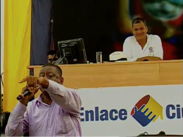 (EN VIVO) #Enlace509 con el Presidente @MashiRafael desde #Atacames, p...