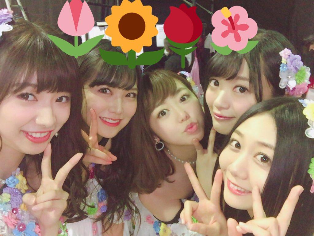今日のお昼公演では、AKB48のnewアルバム『サムネイル』に収録されます、ユニット曲『すべては途中…