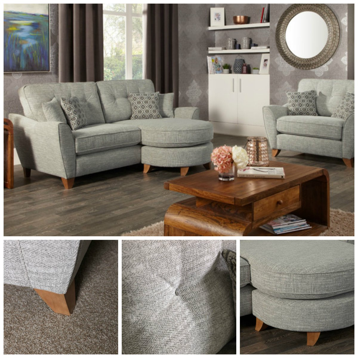 Scs Sofas On Twitter This Ava Chaise Standard Back Sofa Is Madeinbritain And Now Better Than Half Price Only 389 Https T Co Tlk3yvrcu2