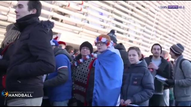 [France - Islande en exclusivité sur beIN SPORTS 3] Avec les supporter...