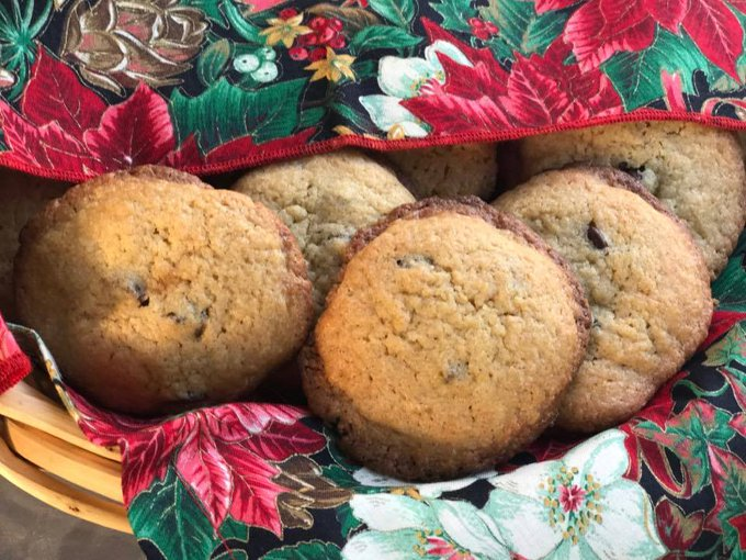 Chocolate Chip Cookies Recipe To Add To Your Baking Arsenal #RecipeIdeas