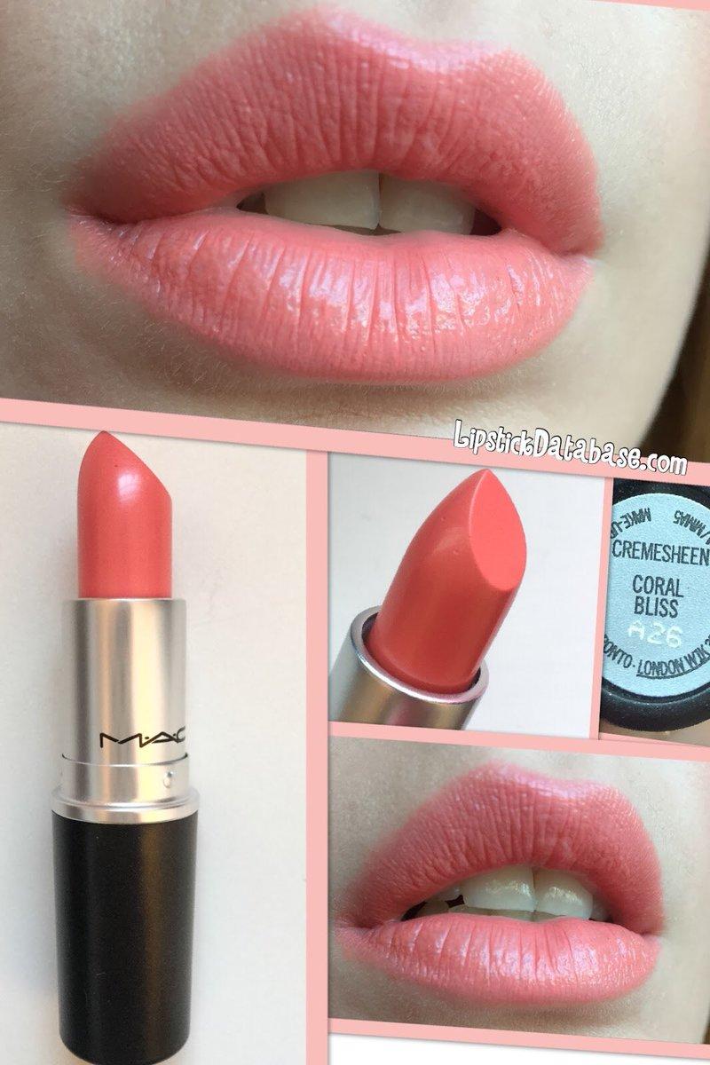 "Review Mac Eye Shadow In Woodwinked: Lipstick Database On Twitter: ""REVIEW: MAC Lipstick In"