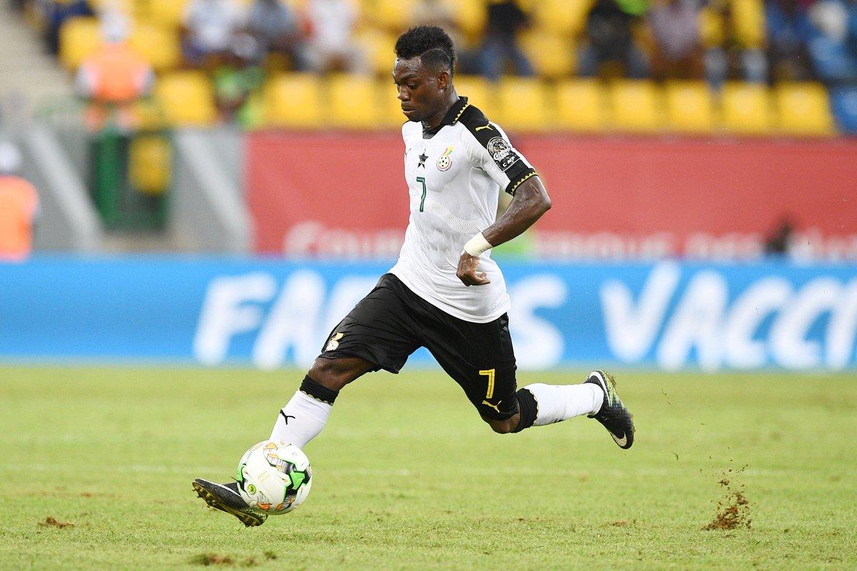 CAN 2017 : le Ghana marque le premier but face au Mali. Suivez le live...