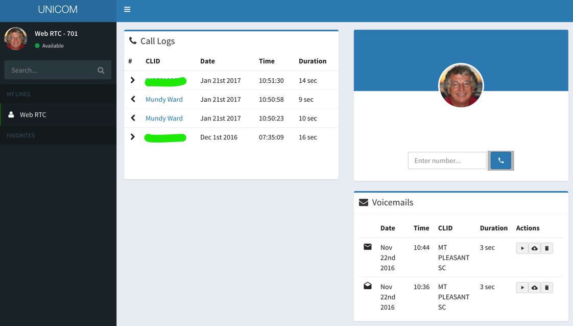 Deploying WebRTC with Incredible PBX for Wazo – Nerd Vittles